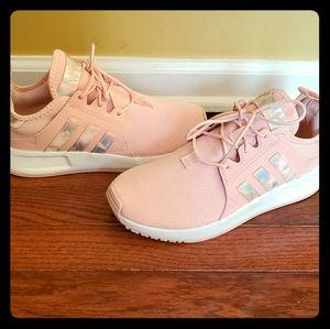 Adidas Xplorer Pink Metallic Shoes